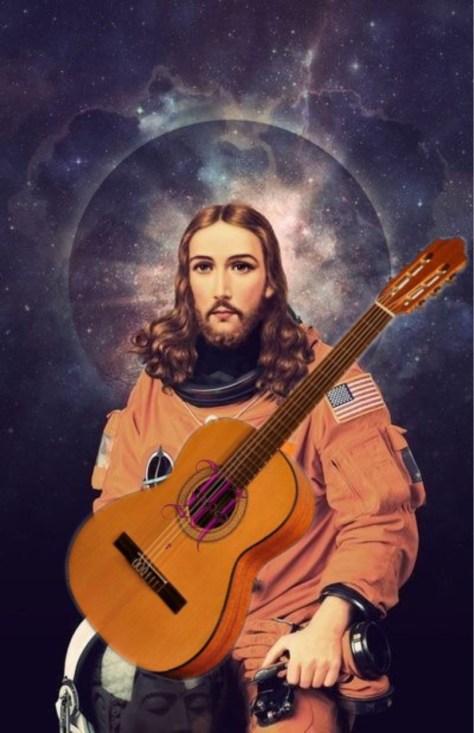Cristo flamenco