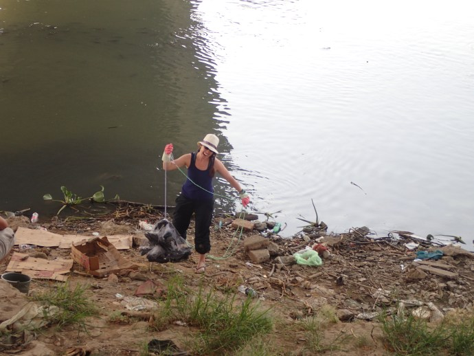 Fishing in Villahermosa, Mexico