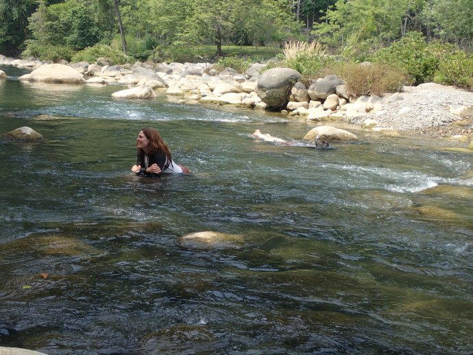 Work--The life of a tropical stream ecologist