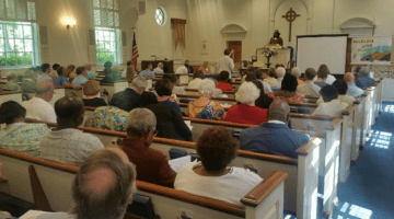 Spring Stated Meeting of Presbytery
