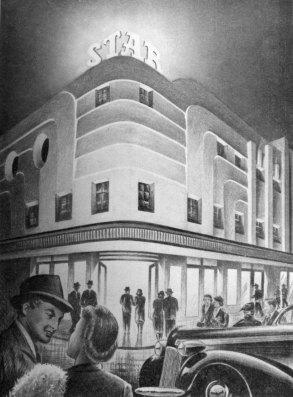 capri-vintage-poster