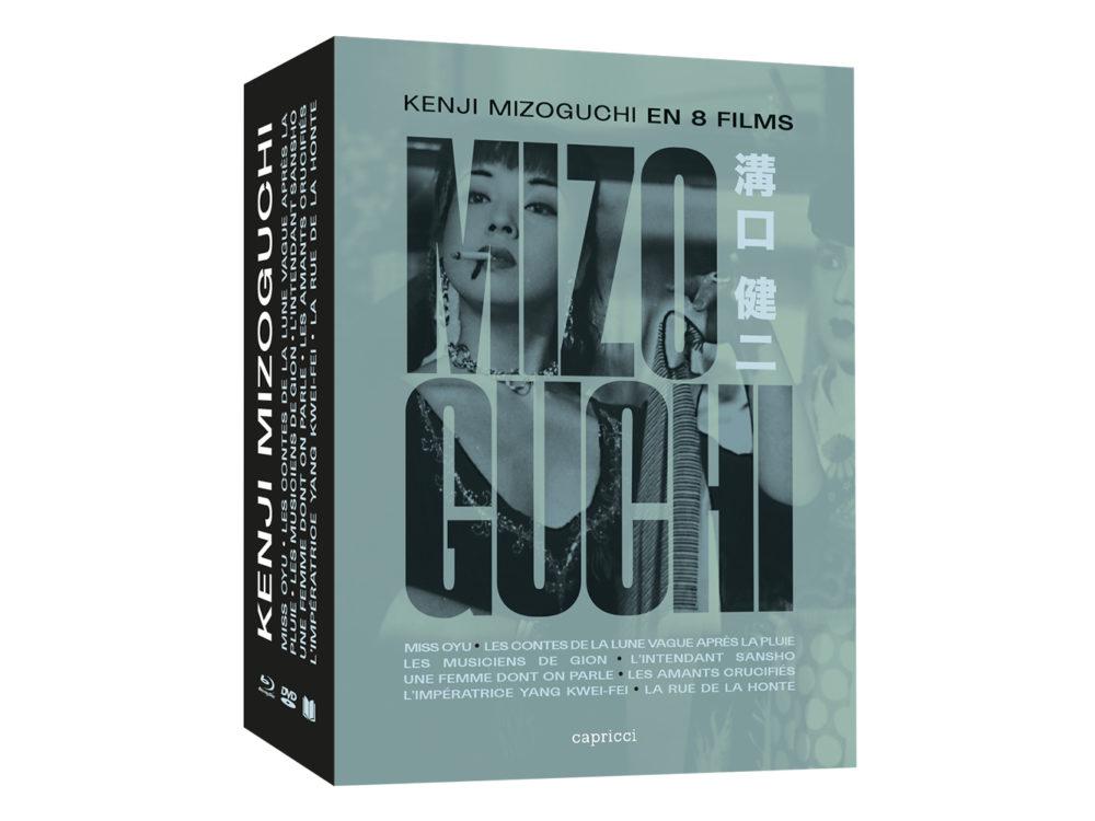 COFFRET COLLECTOR DE KENJI MIZOGUCHI