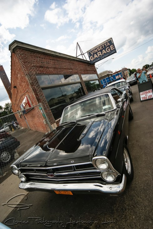 Vinsetta Garage used to be a favourite hangout back in the sixties but now plays host to hungry cruisers as a diner yet still retaining all its charm as a classic garage.