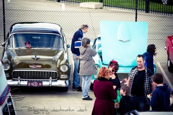 kingpin kuztums car show