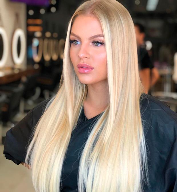 Luísa Sonza pinta o cabelo pela 1ª vez – e está com um loiro acinzentado! |  Capricho