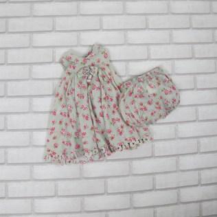 Vestido com Shortinho UM MAIS UM (M) R$39