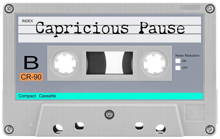 Mixtape, Capricious Pause, Cassette