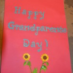 Make a Grandparents' Day Card