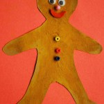 Cinnamon Gingerbread Man