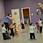 Preschool Ballet and Tap Dance