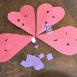 Holes in my Heart–A Craft Activity