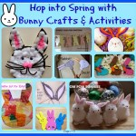 Bunnies and Chicks-Crafts, Actvities and Recipes