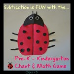 Ladybug Chant and Math Game
