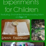 Science Ideas to Start the School Year