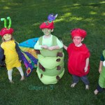 The Very Hungry Caterpillar by Eric Carle Costume Theme