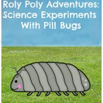 Roly Poly Adventures:  Science Experiments with Pill Bugs