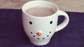 Easy Honey Hot Cocoa (and a $500 Giveaway!)
