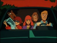 Scooby Doo On Zombie Island 1998 Animation Screencaps