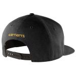ASHLAND CAP Black Back