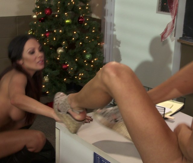 Hot Blonde Alicia Secrets And Her Brunette Girlfriend Kirsten Price Use Toys To Pleasure Each Other