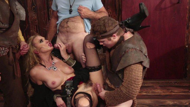 Beautiful Blonde Babe Kiera Nicole Sucks and Fucks Multiple Cocks Starring: Jake Taylor Jay Crew Dane Cross Keira Nicole Length: 28 min