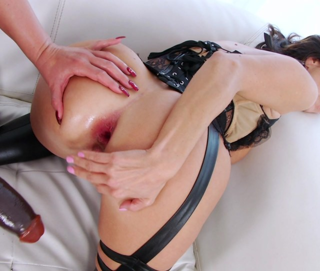 Free Video Preview Image 4 From Strap On Anal Lesbians 3