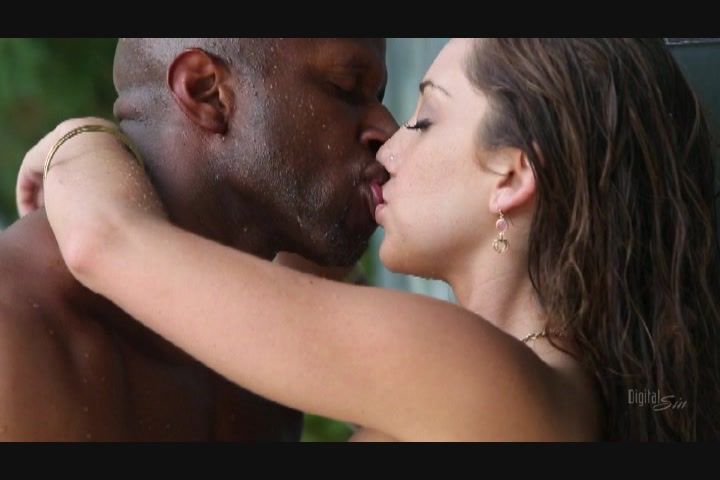 Gorgeous Little Brunette Remy LaCroix Sucks His Huge Black Cock and Takes it fro... Starring: Prince Yahshua Remy LaCroix