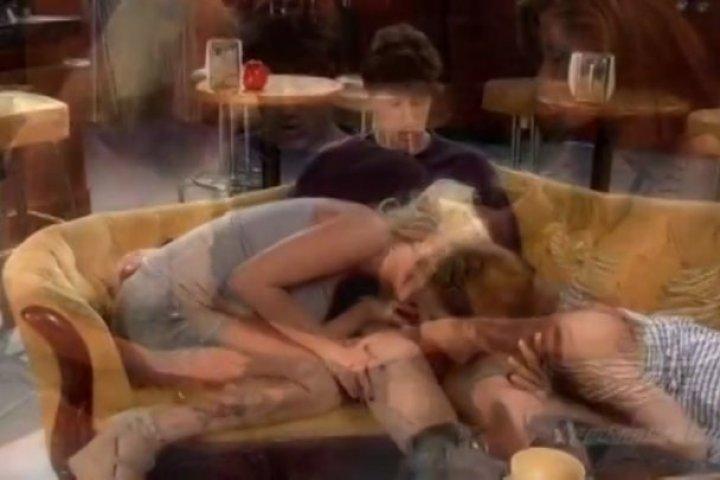 Friends: A XXX Parody Scene 3 Starring: Riley Evans Criss Strokes Isis Taylor Length: 28 min