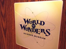 The World of Wonders Science Museum is located on North Sacramento Street in Lodi, CA.