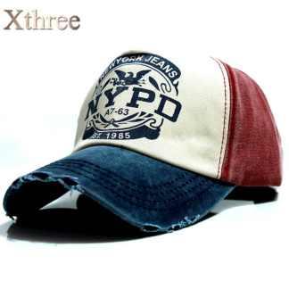 Xthree-מותג-הסיטוניים-כובע-מזדמן-כובע-כובע-בייסבול-מצויד-שווי-gorras-5-פנל-לשטוף-כובעי-snapback.jpg_640x640