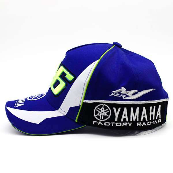 New Design F1 Racing YMH Hat Motorcycle Racing Cap 3