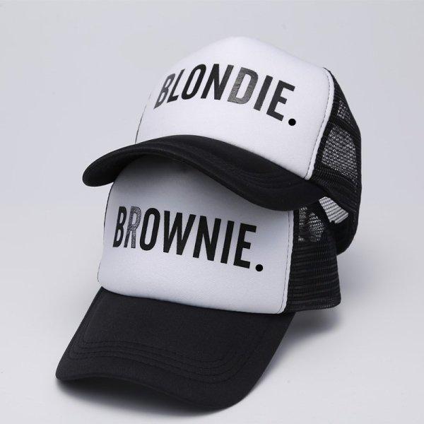 BLONDIE BROWNIE Baseball caps 1