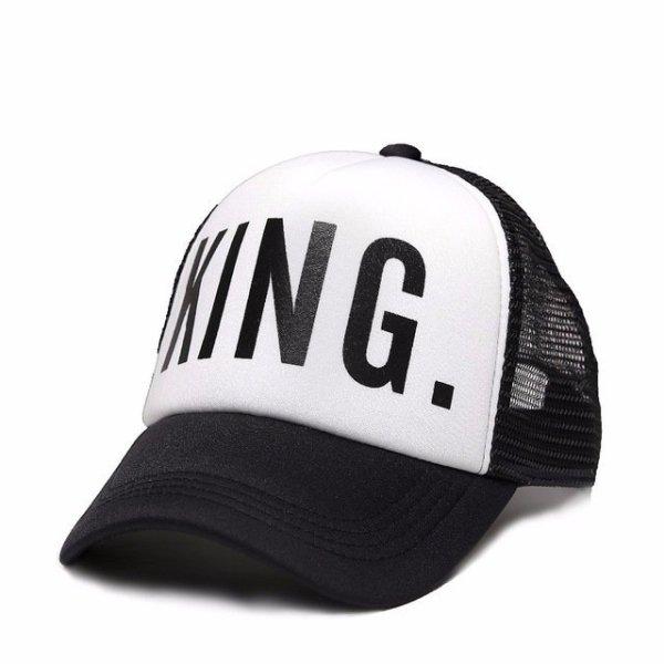KING QUEEN Baseball Caps 9