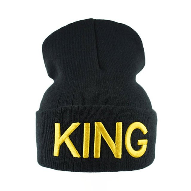 c537864c3d6 1PC KING QUEEN Embroidered Snapback Caps Lover Men Women Baseball ...