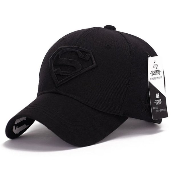 Gorras Superman Cap Casquette Superman Baseball Cap Men Brand Women Bone Diamond Snapback For Adult Trucker Hat 18