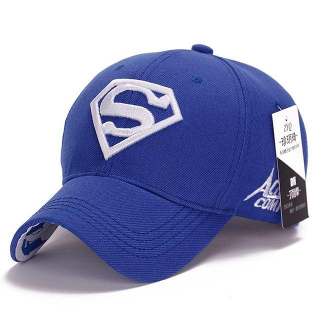 13b694a60b54b 2017 Gorras Superman Cap Casquette Superman Baseball Cap Men Brand Women  Bone Diamond Snapback For Adult ...