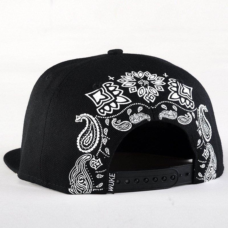 2017 New Brand Street Dance Cool Hip Hop Caps Embroidery Cross Snapback  Snap Back Baseball Caps Hats Bone Hat ... 2003e8e05af8