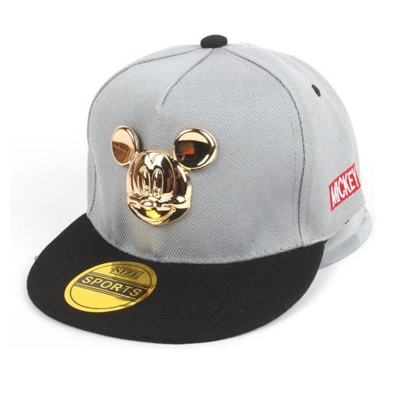 2018 hot cartoon cute ear hats children snapback caps baseball cap