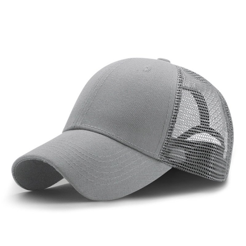 AETRENDS  2018 New Summer Sport Mesh Baseball Caps Men or Women ... 4f3dbb197ccb
