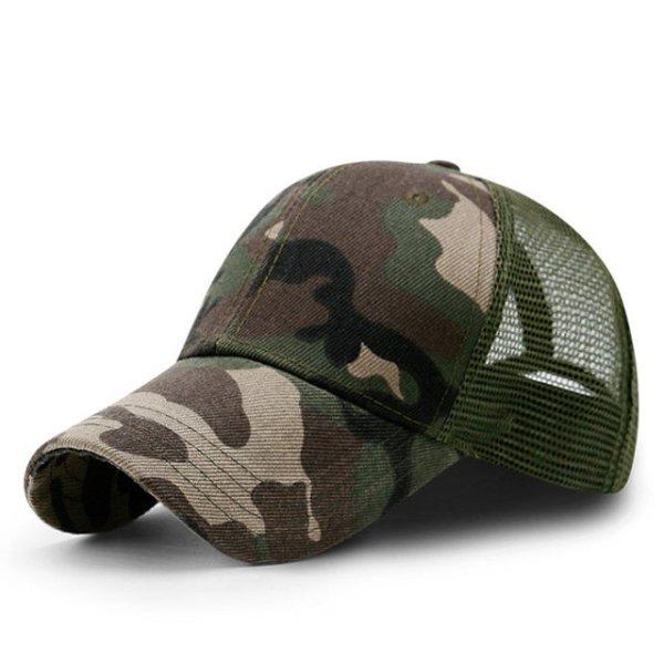New Summer Sport Mesh Baseball Caps Men or Women Outdoor Snapback Bone Breathable Hats Z-6273 24