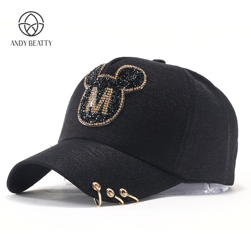 1e199cdd05c Andybeatty Women Baseball Caps Sun Hats Breathable Cotton Hat Gorras Summer  Cap For Women Snapback ...