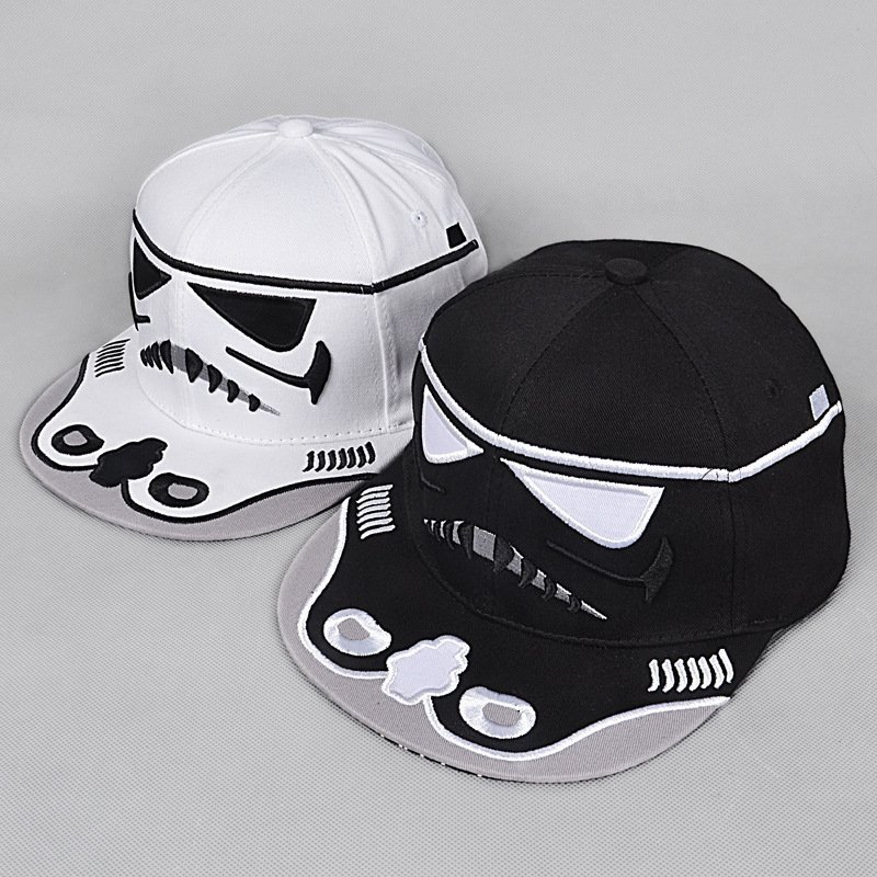 Fashion Brand Star Wars Snapback Caps Cool Strapback Letter Baseball ... 6a237c66f236