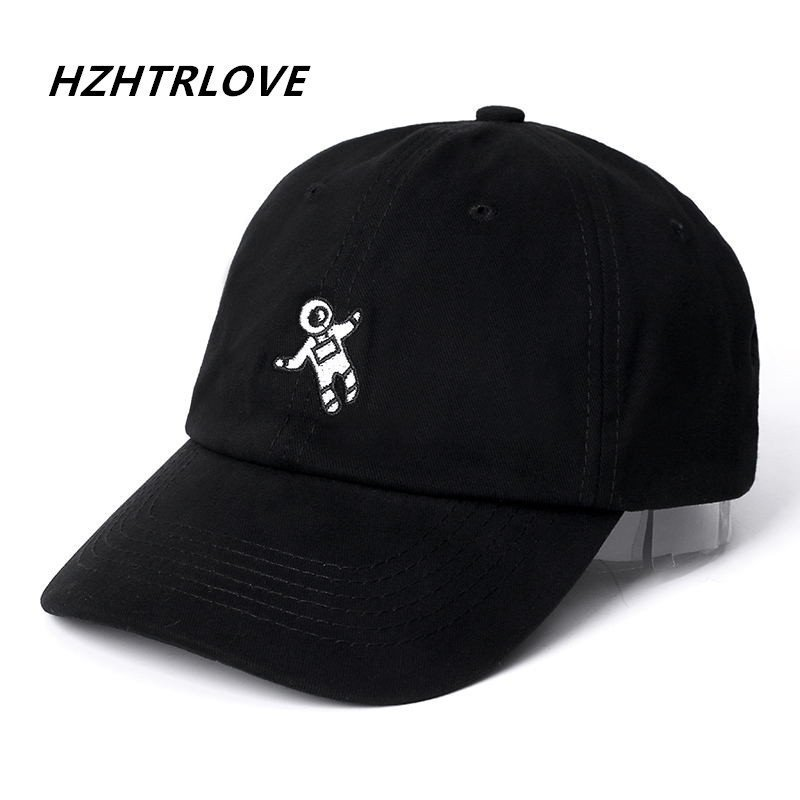 2e74d327f0a High Quality Brand Cosmonaut Snapback Cap Cotton Baseball Cap For Men Women  Hip Hop Dad Hat ...