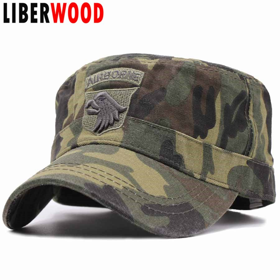 LIBERWOOD US Tactical Hats 101ST AIRBORNE SCREAMING EAGLE Cap Air Force Baseball  caps for Men Cotton camouflage ARMY cap hats. Sale! 🔍. https   capshop. ... 748b31504683