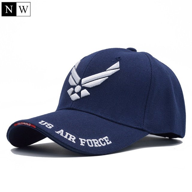 9abbdd74c2e ebay northwood us air force one mens baseball cap airsoftsports tactical  caps navy ba7ae 47a13