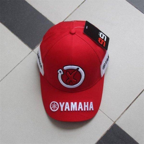 New Black Red F1 racing cap Car Motocycle Racing MOTO GP VR 99 rossi Embroidery hiphop cotton trucker Yamaha Baseball Cap Hat 8