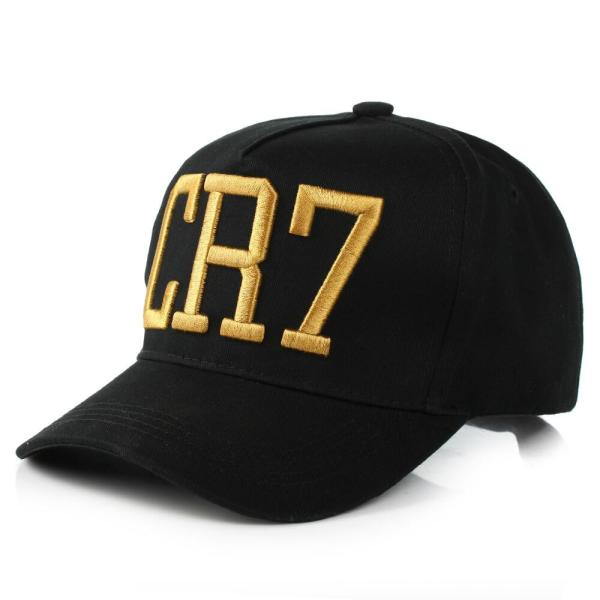 Newest Style Cristiano Ronaldo CR7 Hats Baseball Caps Hip Hop Caps Snapback Hats for Men Women High Quality 6