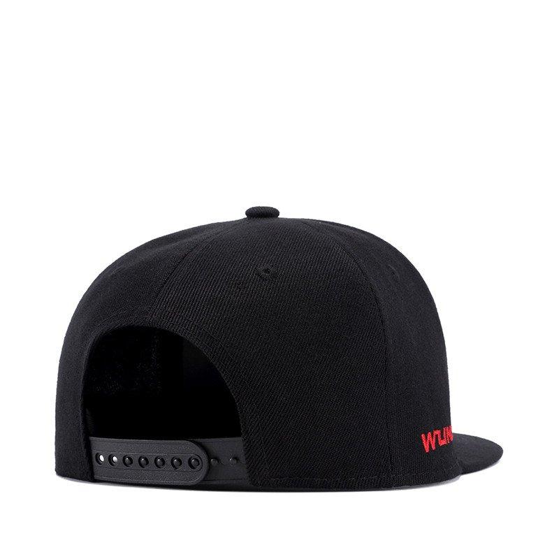 New Adjustable Boy Brim Baseball Cap Visor Snapback Hip-hop Hat For Men /& Women