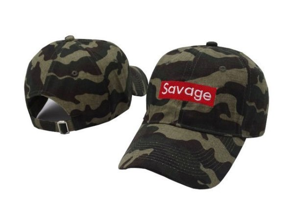 Savage Baseball Cap Embroidery Men Dad Hat Cotton Bone Women Snapback Caps Hip Hop Sun Fashion Style Kpop Camouflage Caps 18