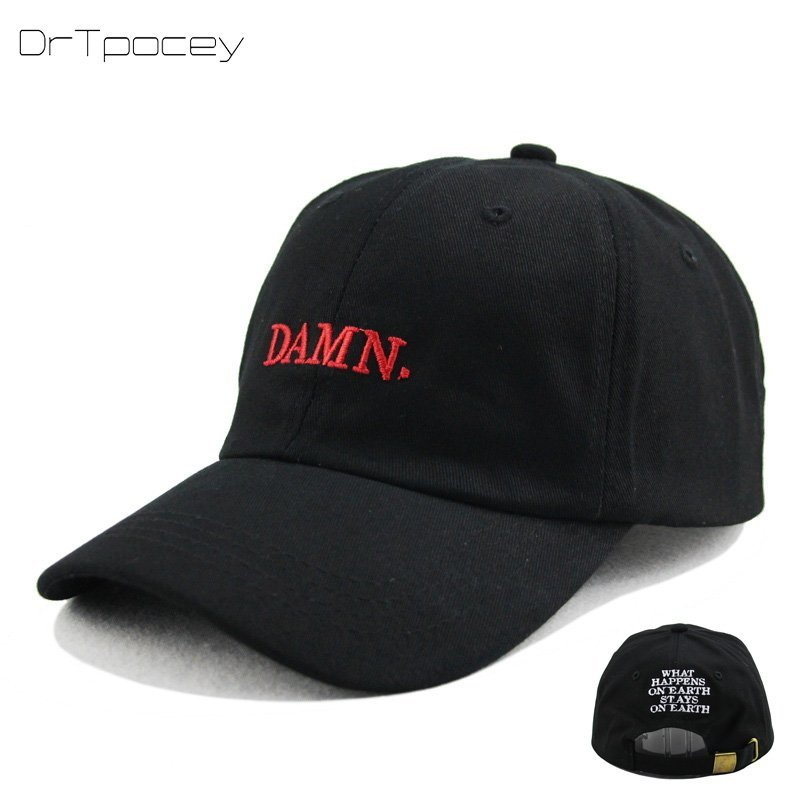 ... Baseball Cap Kendrick Lamar Dad Hat Men DAMN Rapper Hip Hop Caps  Adjustable Casual Women Cotton Embroidery Unisex Hats. Sale! 🔍.  https   capshop.store bac6ac8271bd